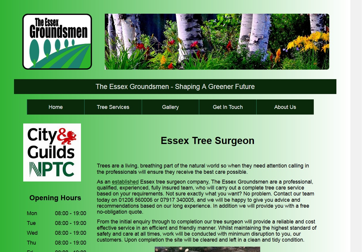 the-essex-groundsmen screenshot